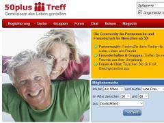 Dating-websites für menschen über 50