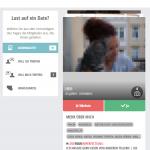 Chat-Roulette: flirten mit dem Profilbild
