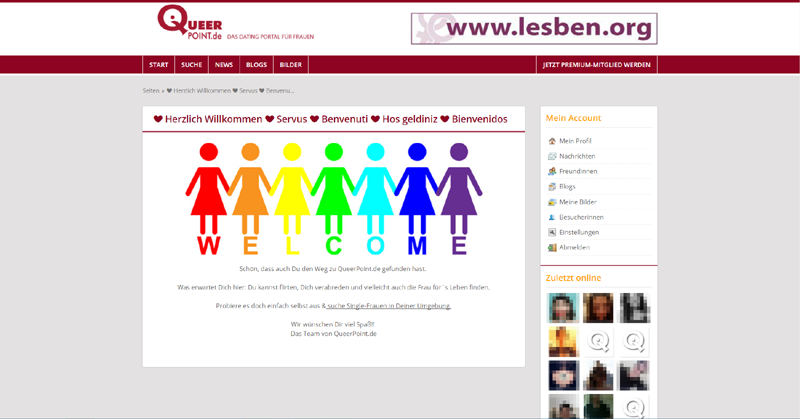 Das dashboard bei queerpoint