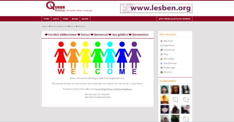 Das dashboard bei queerpoint
