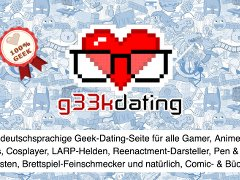 Geek dating sites bewertung